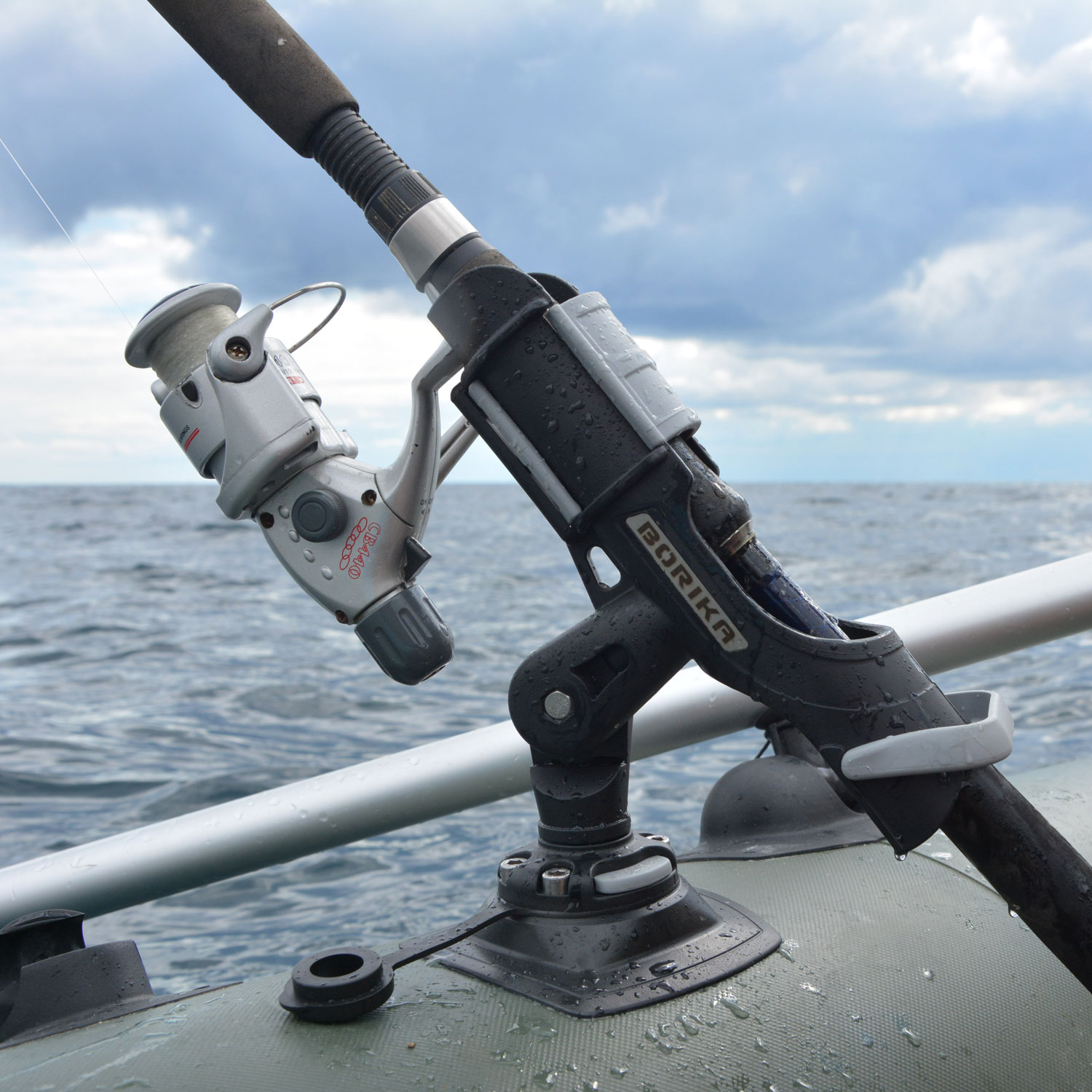 Fishing Rod Holder Boat Inflatable