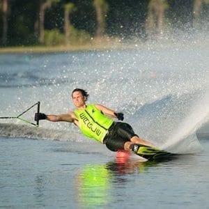 Slalom Mono Skis
